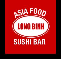 Asia Food – Long Binh – Sushi Bar